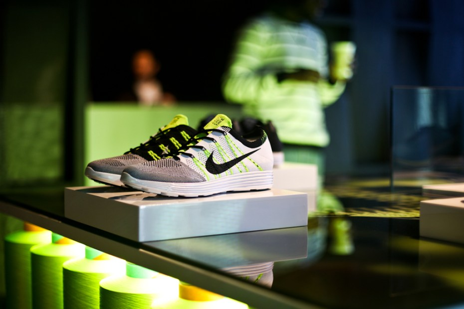 Image of Nike HTM Flyknit Collection Launch @ Nike 1948 London