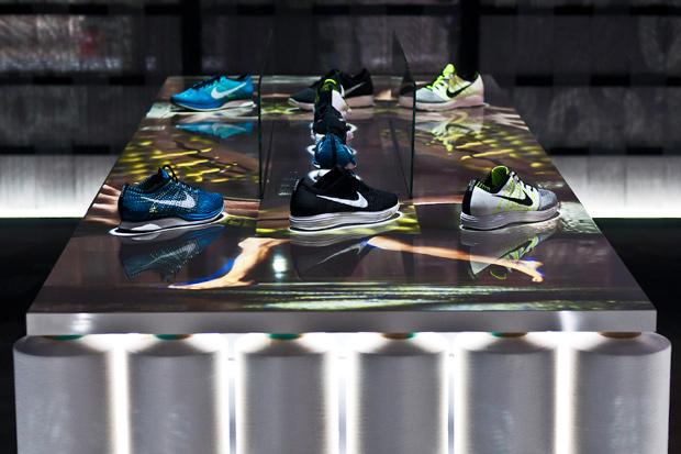 Image of Nike HTM Flyknit: Hiroshi Fujiwara & Mark Parker