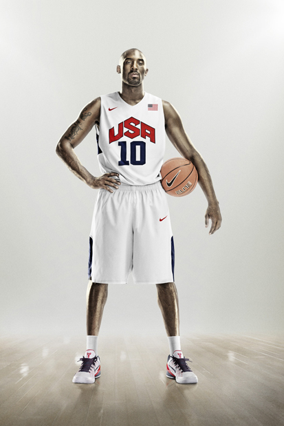 Image of Nike Hyper Elite USA Basketball Uniforms