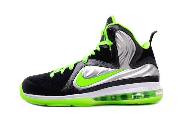 Image of Nike LeBron 9 iD: Foamposite Option