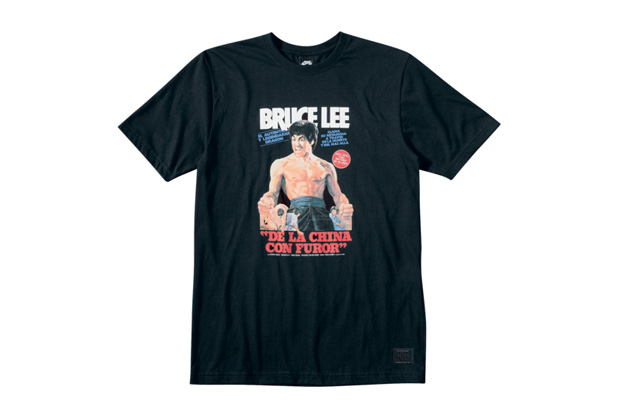 Image of Nike SB P-Rod Bruce Lee T-Shirt Collection