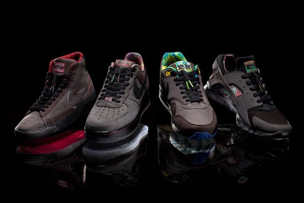 "Image of Nike Sportswear 2012 ""Black History Month"" Collection"