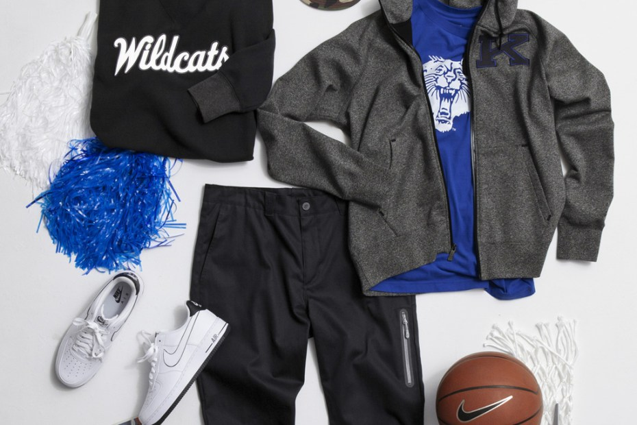 Image of Nike Sportswear 2012 Spring Basketball Collection