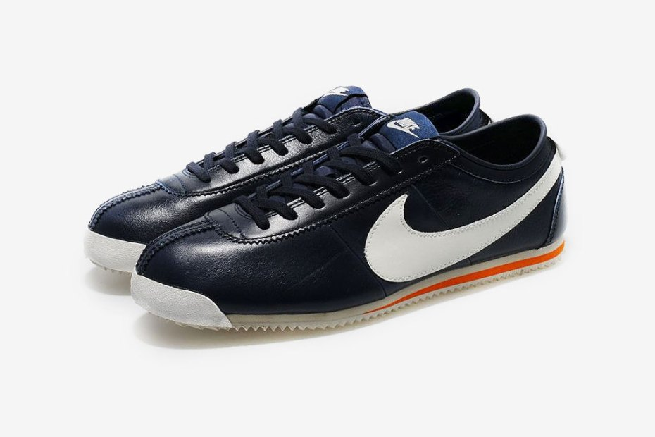 Image of Nike Sportswear 2012 Spring Cortez Classic OG Leather Navy