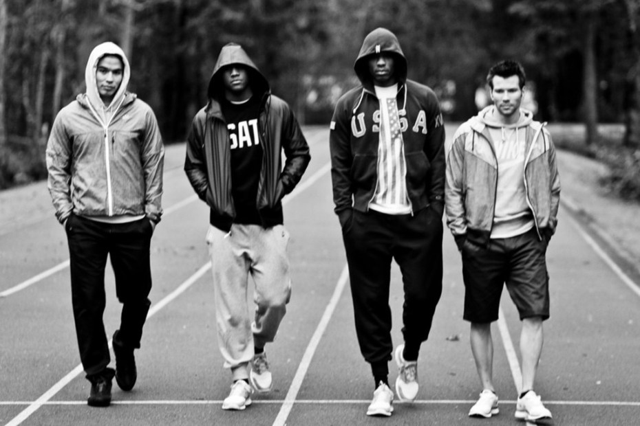 Image of Nike Sportswear 2012 Spring Track and Field Collection