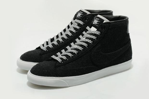 Image of Nike Sportswear Blazer Mid Wool Vac Tech