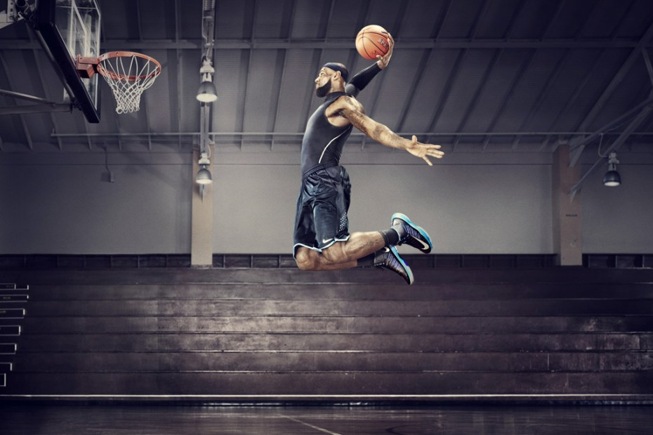 Image of Nike Unveils Nike+ Basketball and Training Technology