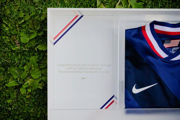 Image of Nike USA Away National Team Kit
