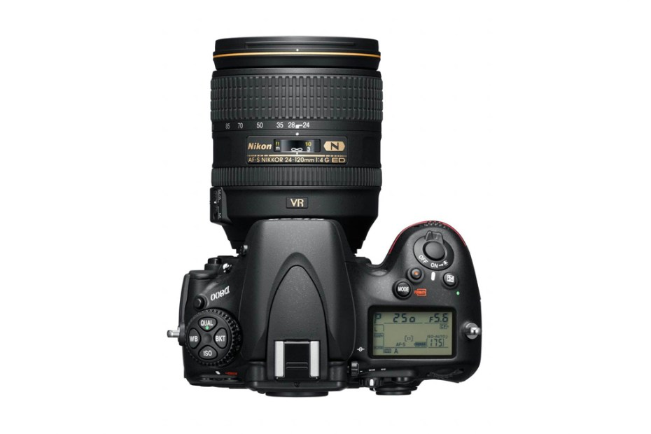 Image of Nikon D800