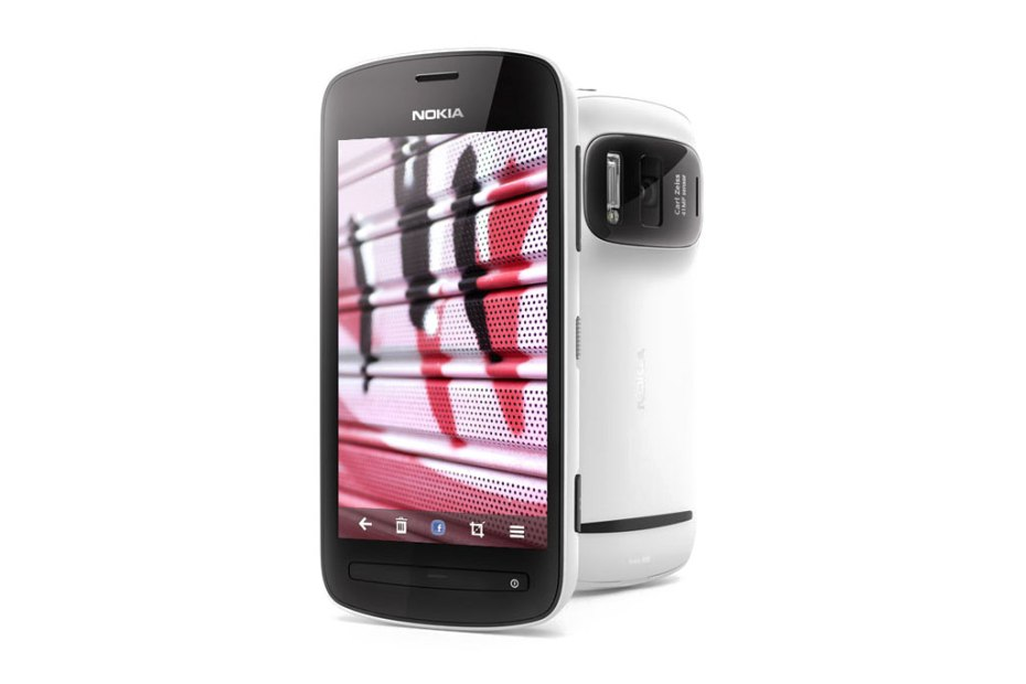 Image of Nokia 808 PureView