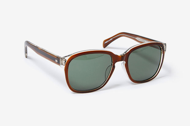 Image of nonnative x Kaneko Optical Drifter Sunglasses 2012 Capsule Collection