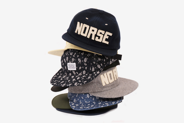Image of Norse Projects 2012 Spring/Summer Caps