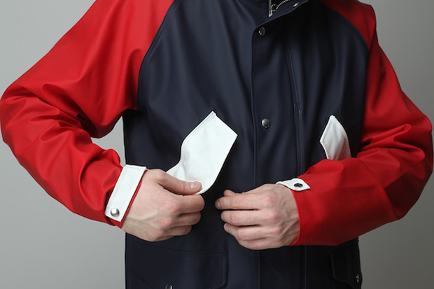 Image of Norse Projects x La MJC x ELKA Rainwear Jacket