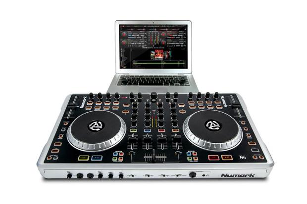 Image of Numark 'N4' DJ Controller