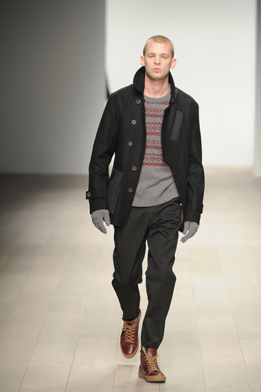 Image of Oliver Spencer 2012 Fall/Winter Collection
