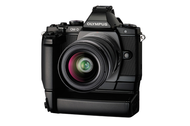 Image of Olympus OM-D E-M5 Preview