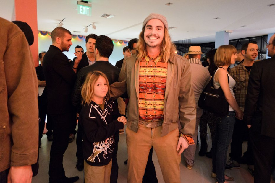 """Image of Os Gemeos """"Miss You"""" Exhibition @ PRISM GALLERY"""