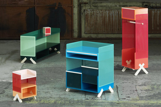 Image of PEEP Storage Units by Note Design Studio