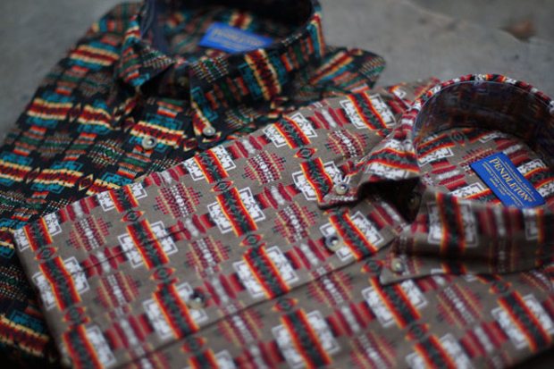 Image of Pendleton 2012 Spring/Summer Expedition Corduroy L/S Shirt