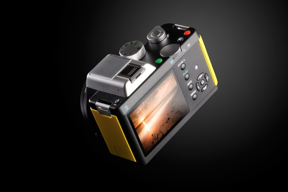 Image of Pentax K-01 by Marc Newson