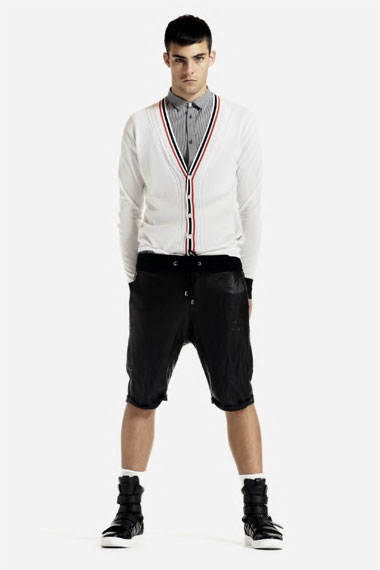 Image of Pierre Balmain 2012 Spring/Summer Lookbook