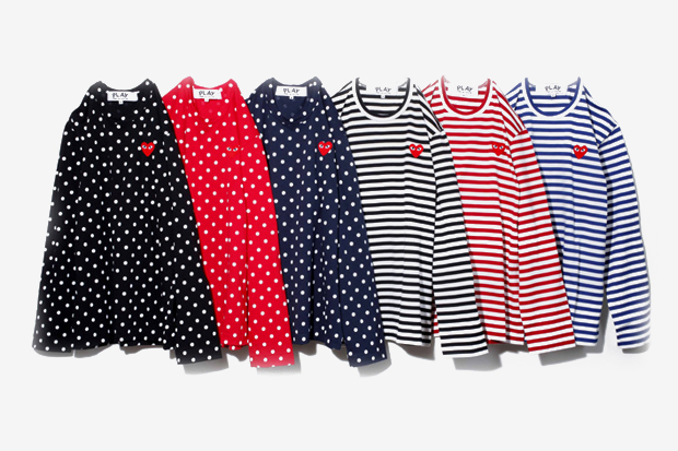 Image of PLAY COMME des GARÇONS 2012 Spring/Summer Collection