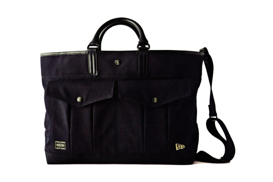 Image of Porter x New Era Tokyo Store Exclusive 2-Way Bag