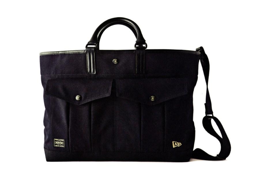 Image of Porter x New Era Tokyo Store Exclusive 2-Way Bag