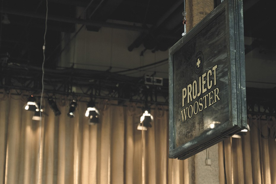 Image of PROJECT Wooster by Nick Wooster 2012 Recap