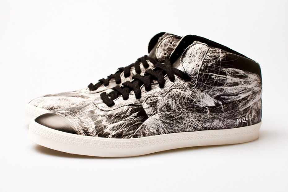 Image of PUMA by Alexander McQueen 2012 Spring/Summer Dextral Mid