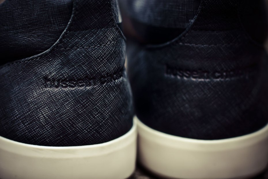 Image of PUMA by HUSSEIN CHALAYAN 2012 Spring/Summer Urban Glide Lo Leather