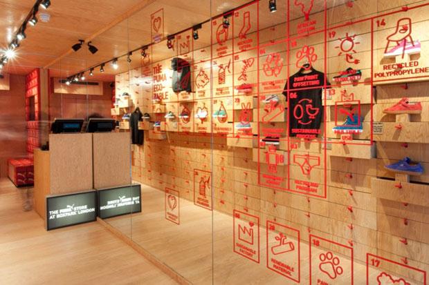 Image of PUMA TWENTYONE Concept Store @ BOXPARK