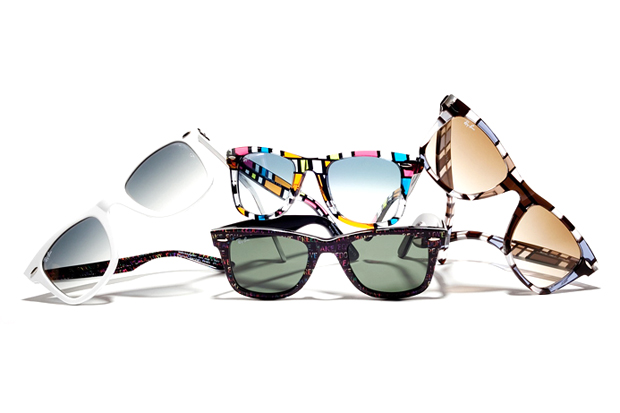 "Image of Ray-Ban 2012 Spring/Summer Wayfarer ""Rare Prints"" Collection"