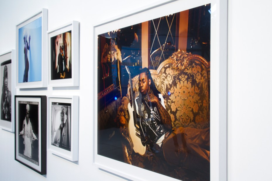"Image of Reebok presents ""CLASSIC"" by Jonathan Mannion Exhibition @ Milk Studios Recap"