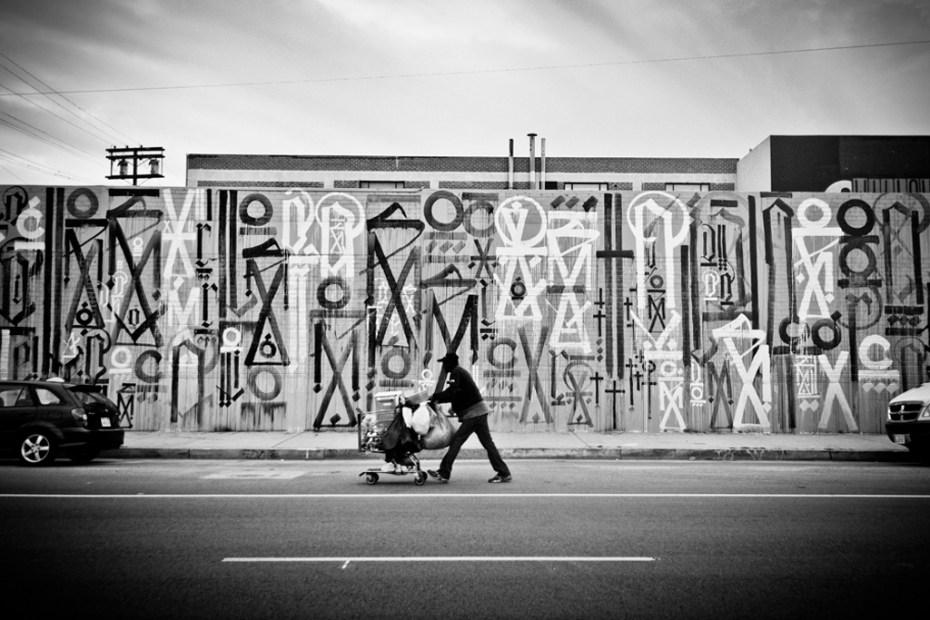 Image of Retna @ Los Angeles