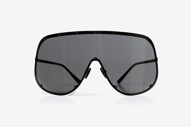 Image of Rick Owens 2012 Spring/Summer 3480 Sunglasses
