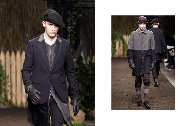 Image of Robert Geller 2012 Fall/Winter Collection