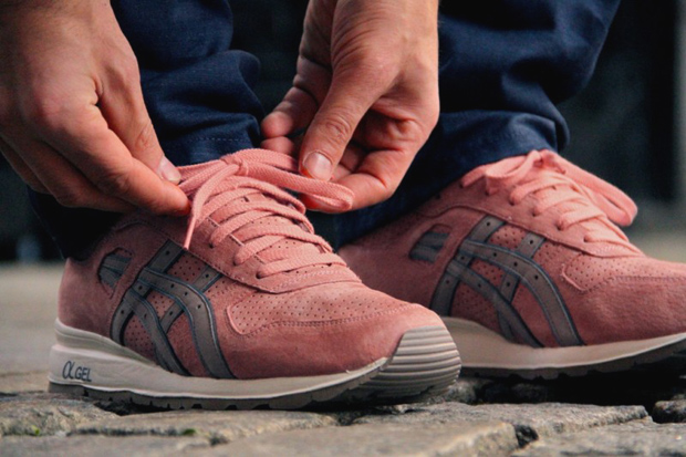 Image of Ronnie Fieg x ASICS GT-II &quot;Rose Gold&quot; Preview