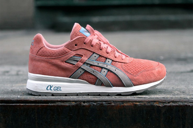 "Image of Ronnie Fieg x ASICS GT-II ""Rose Gold"""