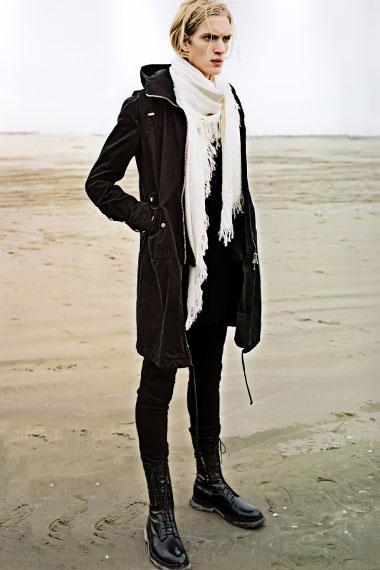 Image of SENSE: Balmain 2012 Spring/Summer Collection Editorial