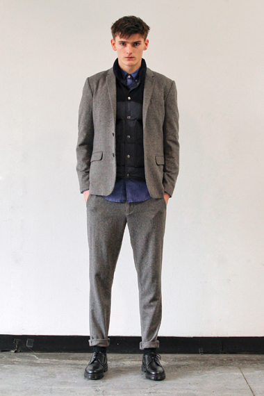 Image of SHADES of GREY by Micah Cohen 2012 Fall/Winter Collection