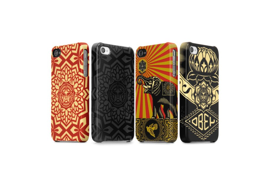 Image of Shepard Fairey for Incase Limited Edition Capsule Collection