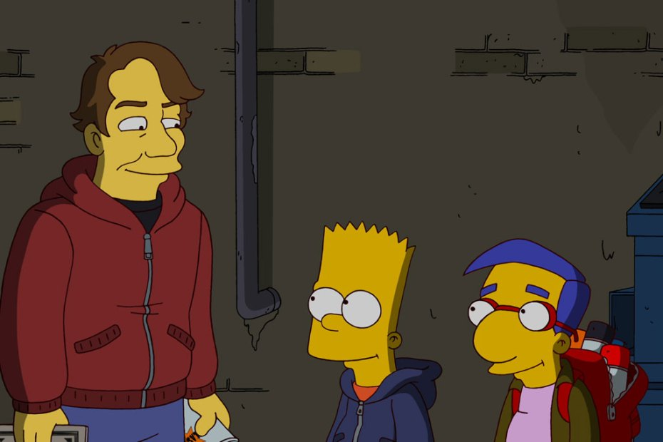 Image of Shepard Fairey to Guest Star on The Simpsons