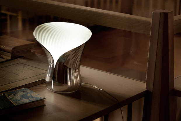 "Image of Shiro Studio x Alessi ""Phylum"" Table Lamp"