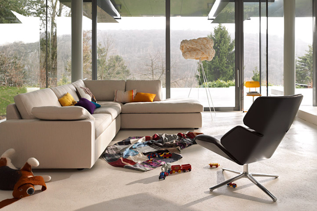 Image of Shrimp Cocktail Easy Chair by Jehs+Laub for COR