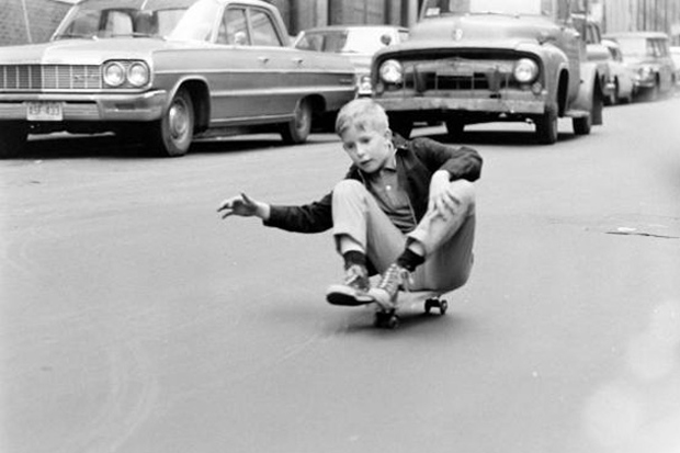 Image of Skateboarding in the 1960s