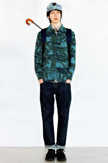 Image of SMART: A Bathing Ape 2012 Spring/Summer Collection Editorial