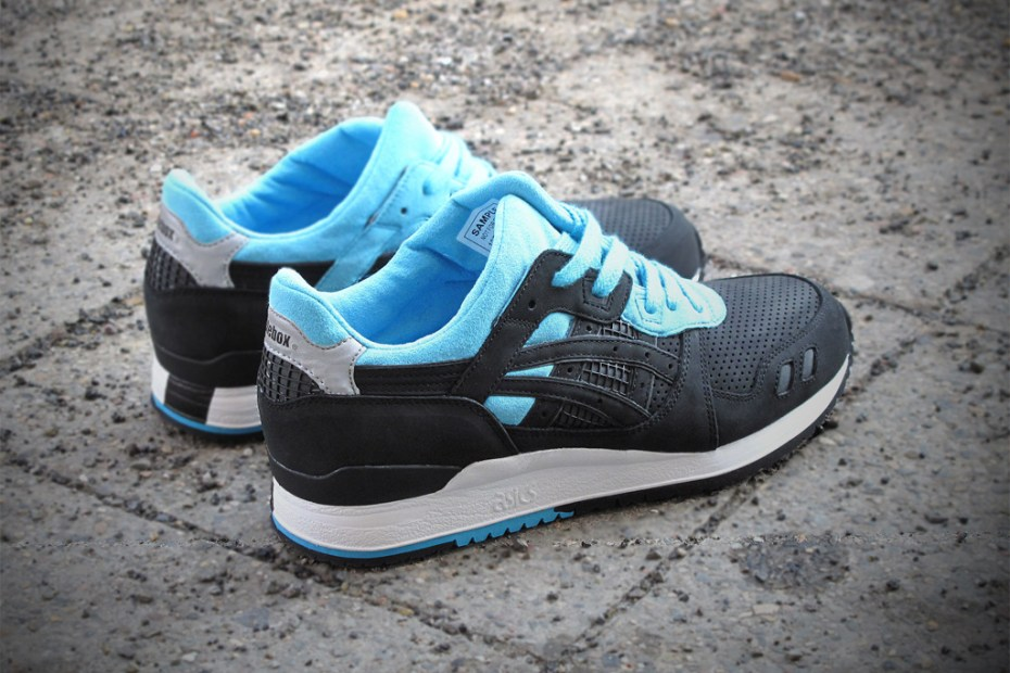 Image of Solebox x ASICS 2012 Gel Lyte III Preview