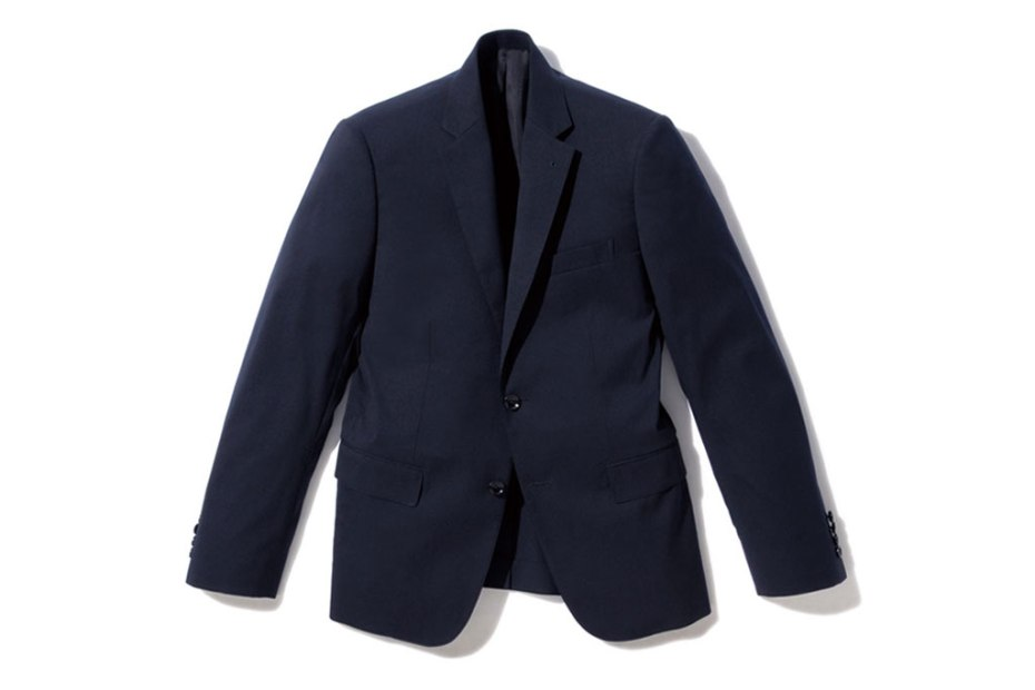 Image of SOPHNET. 2B STRETCH SUMMER WOOL JACKET