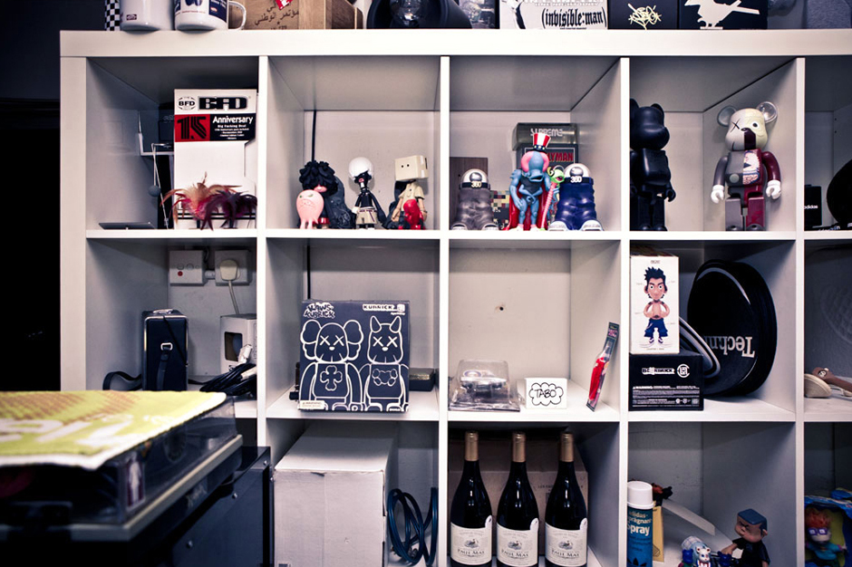 Image of Hypebeast Spaces: Subcrew Offices